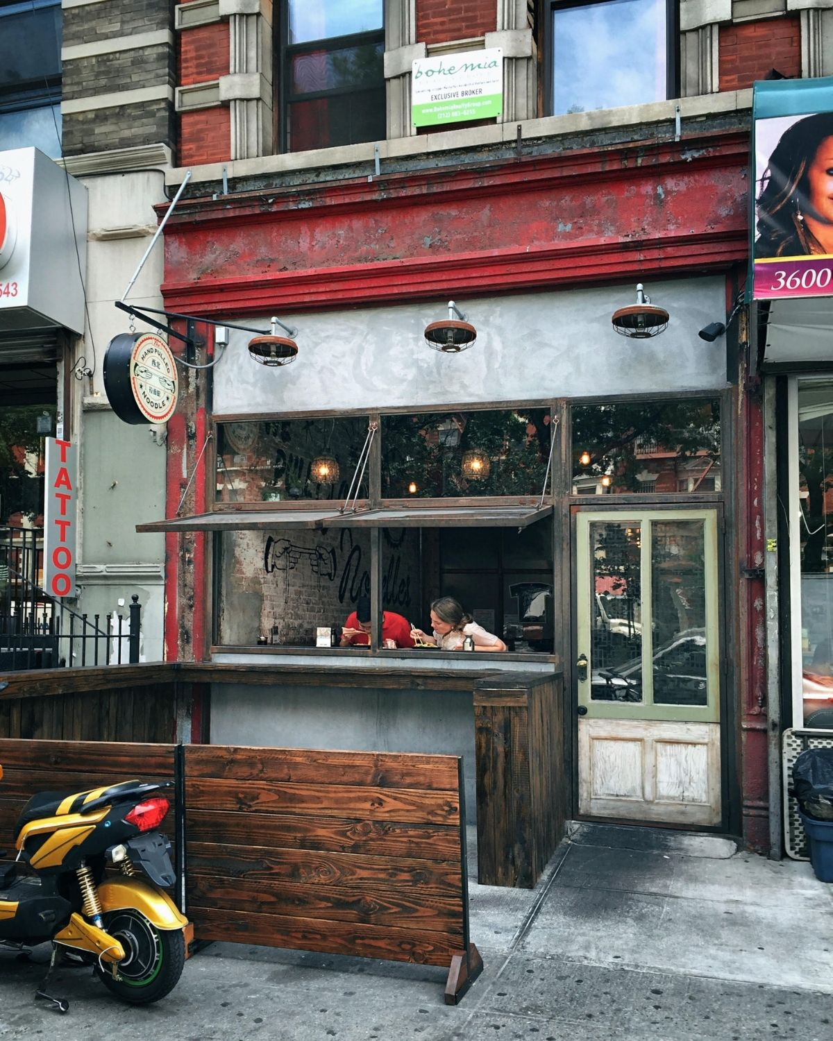 The Handpulled Noodle Restaurant in New York City