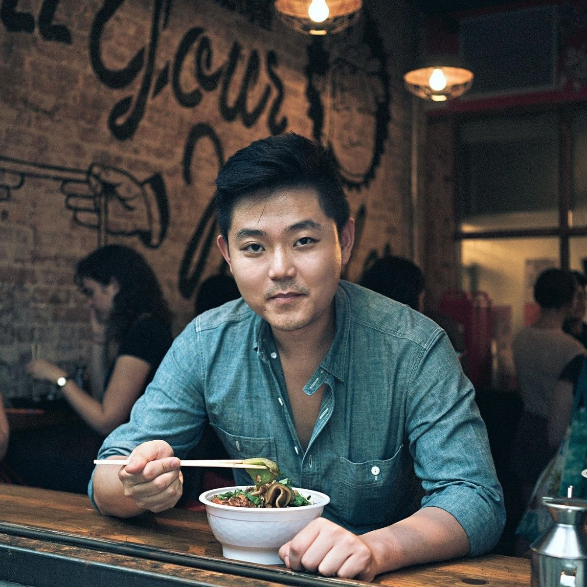 The Handpulled Noodle: Interview with Andrew Din