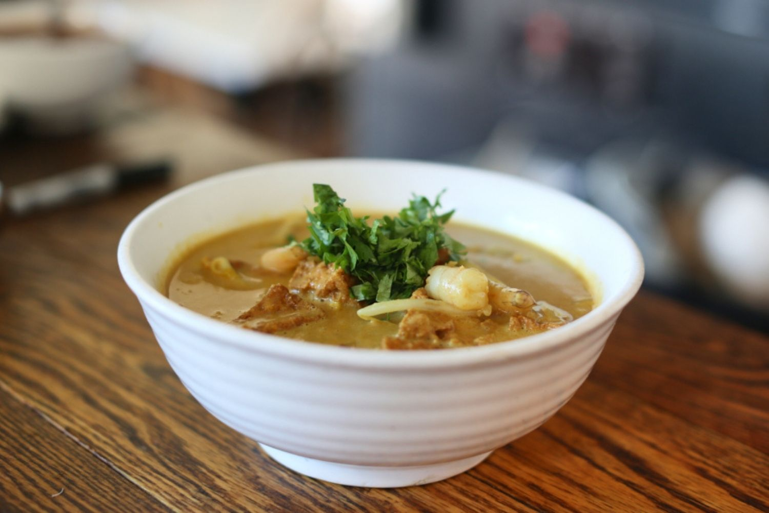 Laksa from the Spice Jar
